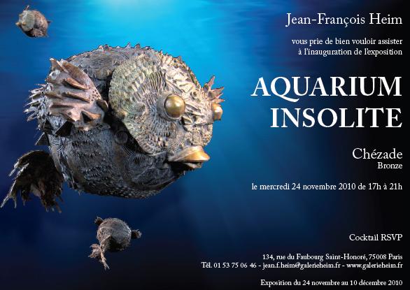 Aquarium insolite for Aquarium insolite