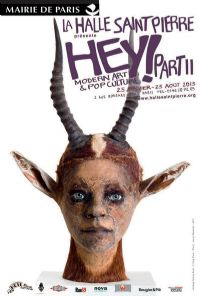 HEY! modern art & pop culture. Du 25 janvier au 23 août 2013 à Paris18.